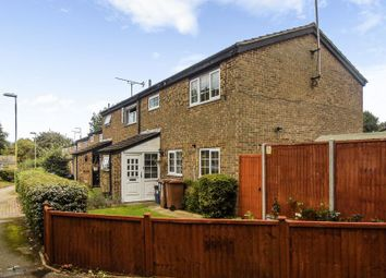 Thumbnail 3 bed terraced house for sale in Stirling Close, Stevenage