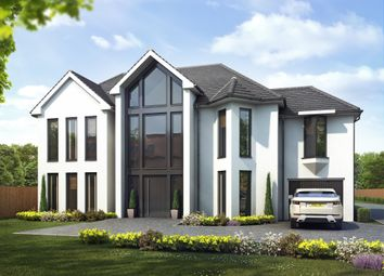 Thumbnail 5 bed detached house for sale in Stunning New Build, Hill Brow, Bickley, Bromley