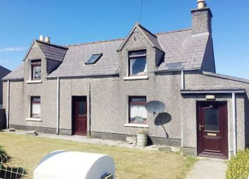 Thumbnail 3 bedroom semi-detached house for sale in 16, Habost Port Of Ness, Isle Of Lewis HS20Tg