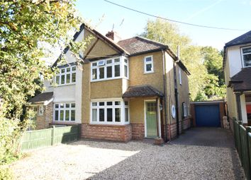 Thumbnail 3 bed semi-detached house for sale in Forest Road, Ascot, Berkshire