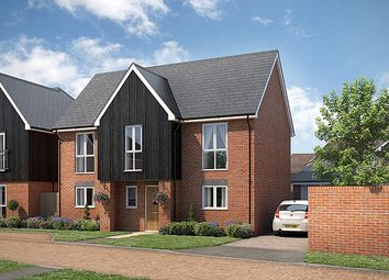 Thumbnail 3 bed detached house for sale in Arborfield Green, Arborfield