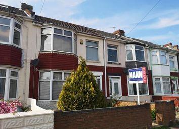 Thumbnail 3 bedroom terraced house for sale in Grange Crescent, Gosport