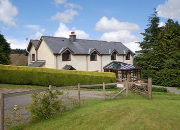 Thumbnail 5 bed detached house for sale in Glyn-Brochan, Llanidloes