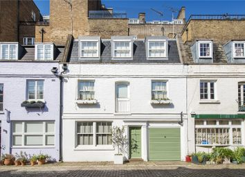 Thumbnail 3 bed mews house for sale in Lancaster Mews, Bayswater, London