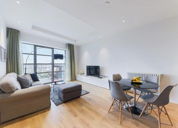 Thumbnail 1 bedroom flat to rent in Amelia House, London City Island, London