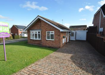 Thumbnail 3 bed detached bungalow for sale in Brantwood Road, Droitwich