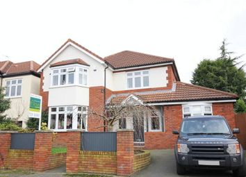 Thumbnail 4 bed detached house for sale in Stockville Road, Calderstones, Liverpool