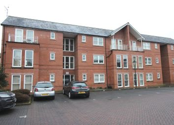 Thumbnail 1 bed flat for sale in Martin House, 57 Willow Drive, Cheddleton, Staffordshire