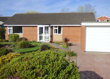 Thumbnail 3 bed detached bungalow for sale in Higher Meadow, Clayton-Le-Woods, Chorley