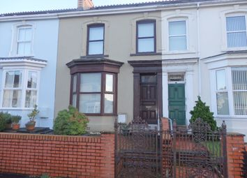 Thumbnail 3 bed terraced house to rent in Glenalla Road, Llanelli