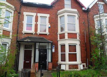 Thumbnail 6 bedroom property to rent in Simonside Terrace, Heaton, Newcastle Upon Tyne