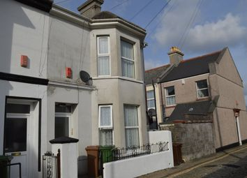 Thumbnail 2 bed terraced house to rent in Molesworth Road, Stoke, Plymouth
