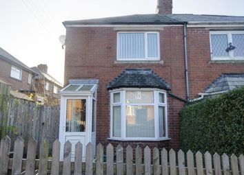 Thumbnail 2 bed semi-detached house to rent in Beverley Gardens, Consett