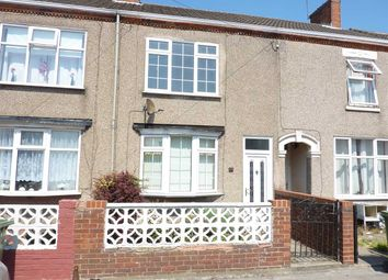 Thumbnail 3 bedroom terraced house to rent in Elsenham Road, Grimsby