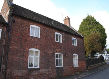 Thumbnail 3 bed end terrace house to rent in Shrewsbury Street, Hodnet, Market Drayton