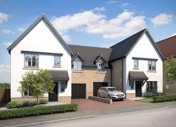 Thumbnail 3 bed detached house for sale in Church Lane, Papworth Everard, Cambridge