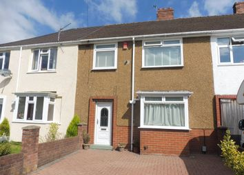 Thumbnail 3 bed terraced house for sale in Shakespeare Avenue, Penarth