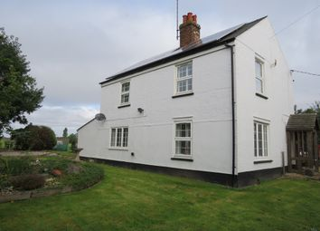 Thumbnail 3 bed detached house for sale in Lowgate, Fleet, Spalding