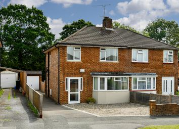 Thumbnail 3 bedroom semi-detached house for sale in Copsleigh Avenue, Salfords, Redhill