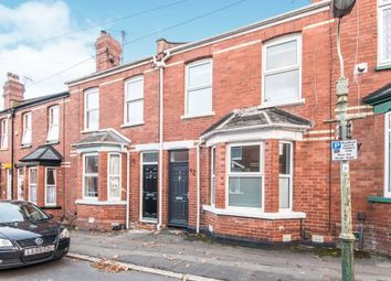 Thumbnail 2 bed terraced house for sale in Stuart Road, Exeter