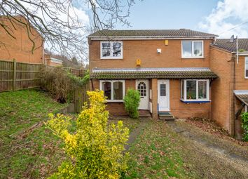Thumbnail 2 bed town house for sale in Fairmead Close, Nottingham