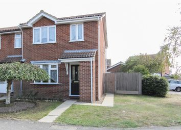 3 bed terraced house for sale in Primrose Way, Chestfield, Whitstable CT5