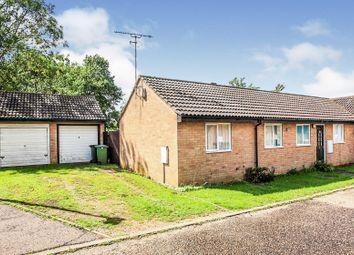 Birchwood, Orton Goldhay, Peterborough PE2. 4 bed semi-detached bungalow for sale