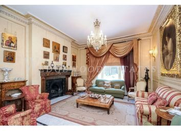Thumbnail 6 bed semi-detached house to rent in Warwick Gardens, Kensington, London