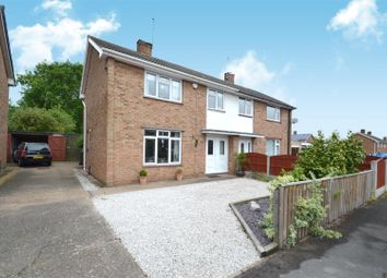 Thumbnail 3 bedroom semi-detached house for sale in Firdale, Cotgrave, Nottingham