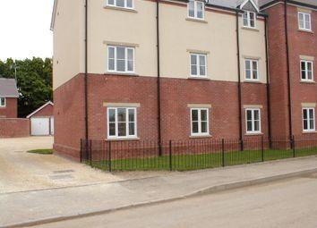 Thumbnail 2 bed flat to rent in Longfellow Road, Stratford Upon Avon