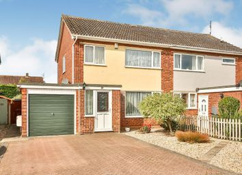 Thumbnail 3 bed semi-detached house for sale in North Park, Fakenham