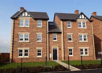 Thumbnail 2 bed flat to rent in 40 Fenwick Dr, Carlisle