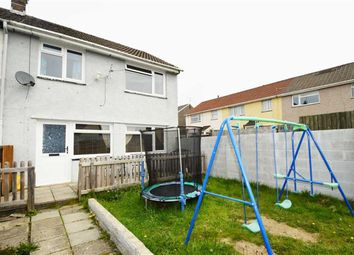 Thumbnail 2 bed end terrace house for sale in Abbey Court, Church Village, Pontypridd
