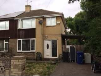 Thumbnail 3 bed semi-detached house for sale in Lower Kenyon Street, Thorne, Doncaster