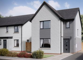 "Thumbnail 3 bed detached house for sale in ""The Hatfield"" at Broxton Drive, Plymstock, Plymouth"