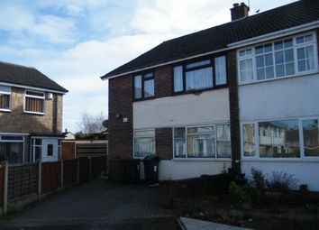 Thumbnail 2 bed maisonette for sale in Lazy Hill, Birmingham, West Midlands