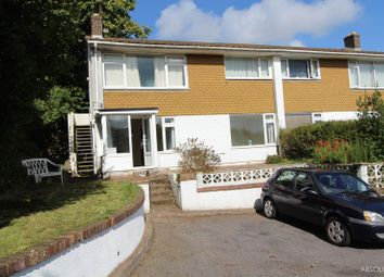 Thumbnail 2 bed flat for sale in Ferndale Road, Torquay