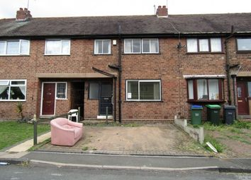 Thumbnail 3 bedroom terraced house for sale in New Street, Tipton