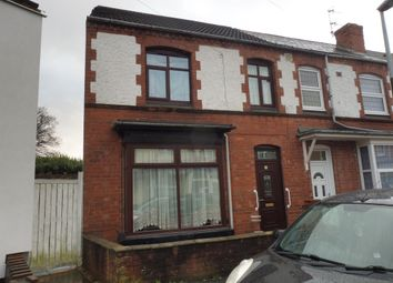 Thumbnail 3 bedroom end terrace house for sale in Brettell Street, Dudley