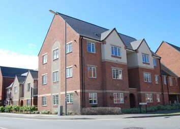 Thumbnail 2 bed flat to rent in Caroline Court, Evershed Way, Burton Upon Trent, Staffordshire