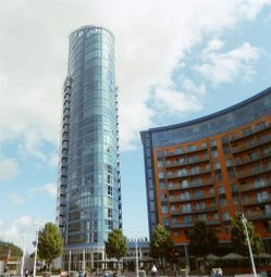Thumbnail 2 bedroom flat to rent in Gunwharf Quays, Portsmouth, Hampshire