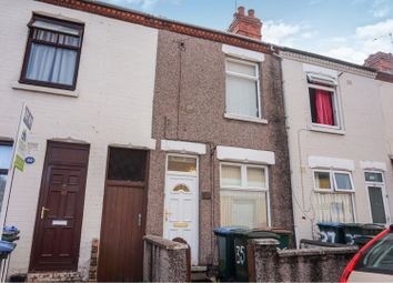 Thumbnail 2 bed terraced house for sale in Aldbourne Road, Coventry