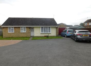 Thumbnail 3 bed detached bungalow for sale in Wordsworth Road, Stowmarket