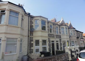 Thumbnail 2 bed flat to rent in Drove Road, Weston-Super-Mare