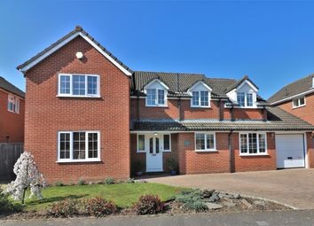 Thumbnail 5 bed detached house for sale in Allwood Avernue, Scarning