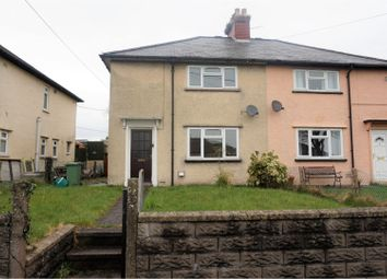 Thumbnail 3 bedroom semi-detached house for sale in Clun Avenue, Pontyclun