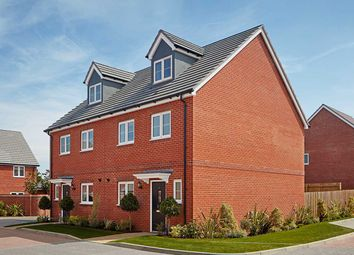 "Thumbnail 4 bed semi-detached house for sale in ""The Aslin"" at Wood Lane, Binfield, Bracknell"