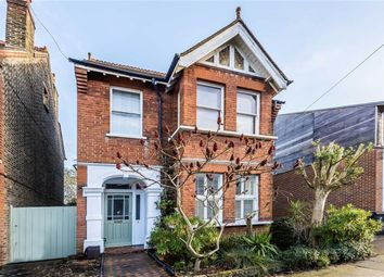 Thumbnail 4 bed detached house for sale in Montem Road, New Malden