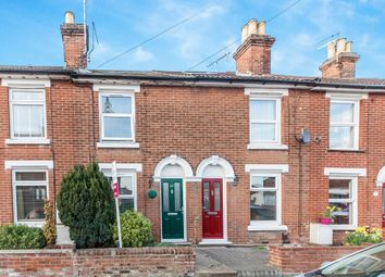 Thumbnail 3 bed terraced house for sale in Canterbury Road, Colchester