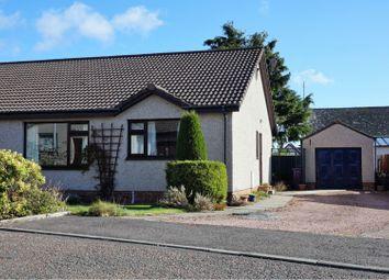 Thumbnail 3 bed semi-detached bungalow for sale in Kirkgait, Letham